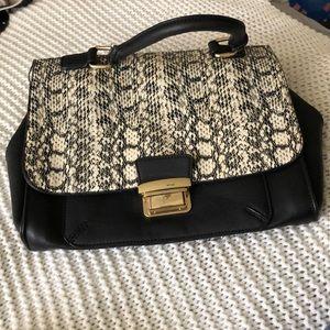 Gorgeous Aldo Snake Print Bag